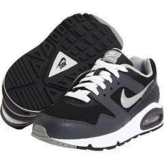 Preschool Air Max Navigate Running Shoes, Black/White/Dark Grey Shoes