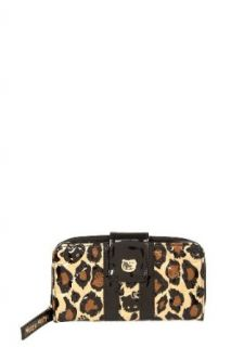 Loungefly   Hello Kitty Leopard Embossed Wallet Clothing