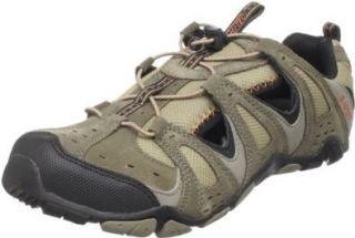 Alto Aero Light Hiking Shoe,Smokey Brown/Burnt Orange,7 M US Shoes