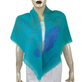 Handcrafted Scarves Fashion Clothing Online Silk Scarf