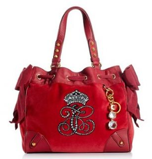 Juicy Couture All Hail Rhinestone Royal Crown Daydreamer