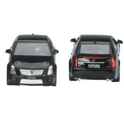 Cadillac CTS V Black Raven 2010 Diecast Scale Model Car