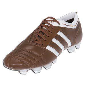 II TRX FG Cleats (3 Star Brown/Running White/Metallic Gold) Shoes