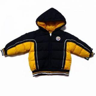 Pittsburgh Steelers Reebok Toddler Winter Coat Jacket