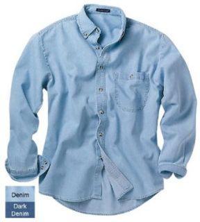 Rivers End Long Sleeve Shirt Denim Clothing