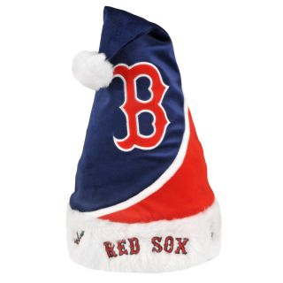 Boston Red Sox Polyester Santa Hat Today $14.99