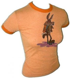 Vintage Looney Tunes Wile E. Coyote Authentic WB
