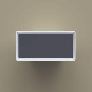 Coloris  anthracite   Dimensions extérieures  39 x 19.5 x 43.6 cm