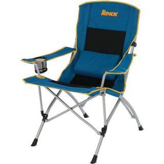 ROKK Comfort Adjustable Oversized Camp Chair