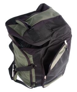 Jeep Authentic Series 28 inch Rolling Duffel Bag