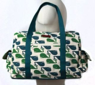 Bungalow360 Whales Duffle Gym Bag Clothing
