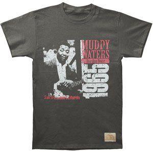 Rockabilia Muddy Waters Boarding House Vintage T shirt