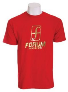 Forum Holiday 14K T Shirt Red Mens Sz Small Clothing