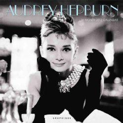 Audrey Hepburn 2012 Calendar (Calendar)