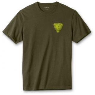 Eddie Bauer Classic Fit Legend Wash Backpack Logo T Shirt