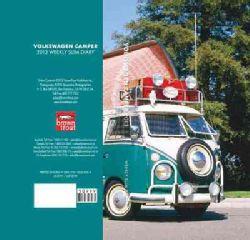 Volkswagen Camper Slim Diary 2013 Calendar (Calendar)
