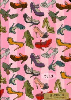 Designer Shoes Calendar 2013
