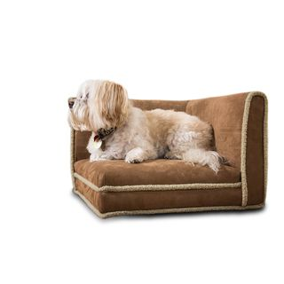 Enchanted Home Pet Corner Shearling Bed
