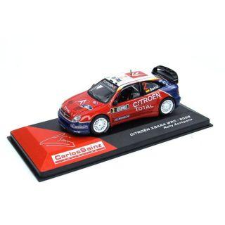 Sainz 1:43   Citroen Xsara WRC #2 (2005) Akopolis C. Sainz 1:43