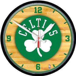 Wincraft Boston Celtics Round Wall Clock Sports