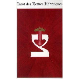 Tarot des lettres hébraïques   Achat / Vente livre Marie Elia pas