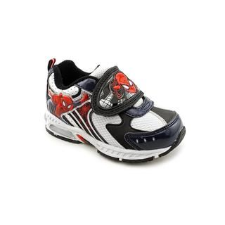 Marvel Spider Man Boys Multi Lighted Web Sling Shoes Synthetic