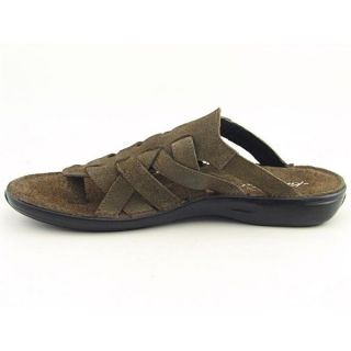Get Into Shape Green Sandals & Flip Flops (Size 13)