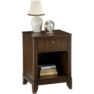 Home Styles Paris Mahogany Night Stand