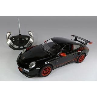 RC 114 Scale RTR Porsche 911 GT3 RS Black Radio Control Car