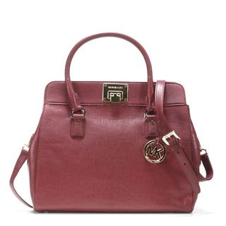 MICHAEL Michael Kors Astrid Large Leather Satchel
