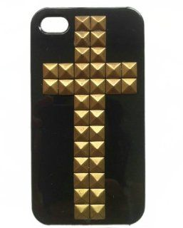 Punk Style Mobile Phone Protective Skin for iPhone 4/4S
