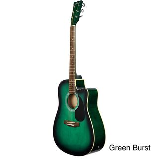 Quality Low Priced Acoustic Electric Guitar