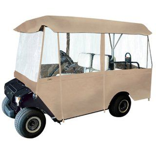 Classic Accessories Fairway Deluxe 4 sided Golf Car
