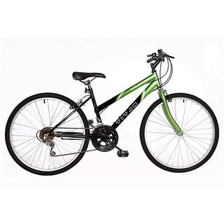 Titan Wildcat Womens Lime Green/ Black Mountain Bike