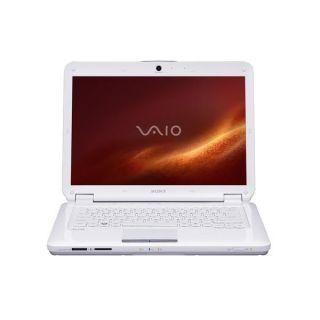 Sony VAIO VGN CS220J/W Laptop (Refurbished)