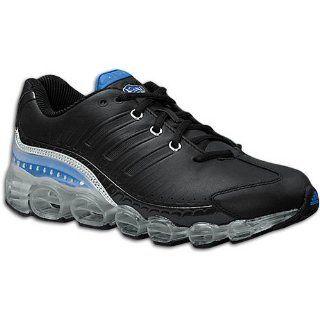 Megabounce + DLX ( sz. 08.0, Black/Silver/Air Force Blue ) Shoes