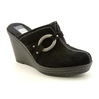 Dr. Scholls Womens Burner Leather Dress Shoes