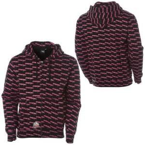 DC Bombs Full Zip Hooded Sweatshirt   Mens Clothing