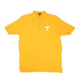 NCAA Tennessee Classic Pique Polo Shirt Clothing