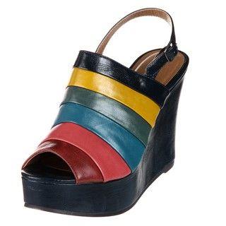 Madden Girl by Steve Madden Womens Kaelide Wedge Sandals
