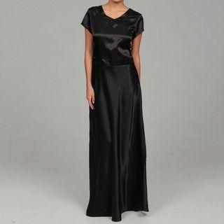 Mikarose Womens Sheath Waist Dress