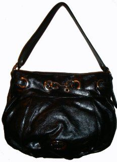 Nine West Purse Handbag Deco Black Shoes