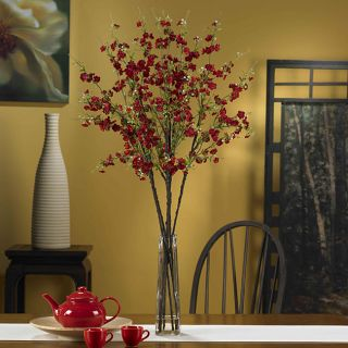 Silk 40 inch Cherry Blossom Flower Arrangement