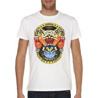55DSL By DIESEL T Shirt Adidas Homme Blanc   Achat / Vente T SHIRT