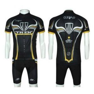 2010 Trek Livestrong Team Black Short Sleeves Cycling