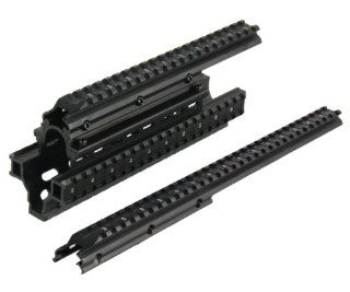 Saiga 12 Quad Rail System Handguad Mount: Sports