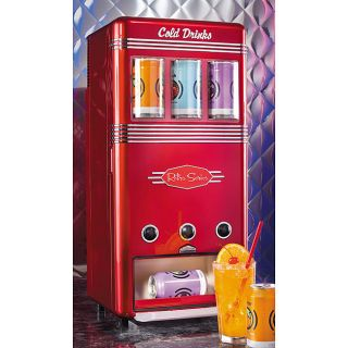 Retro Style 18 can Vending Machine