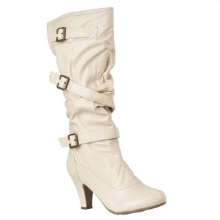 Riverberry Womens Verde High Heel Strappy Boots