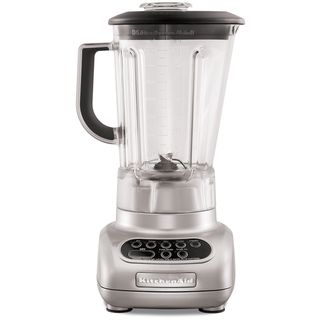 KitchenAid KSB560MC Metallic Chrome 5 speed Blender with 56 Ounce