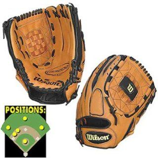 Wilson A3000 ASO Fielder Glove ( Tan/black  Right Hand